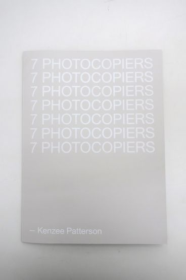 Kenzee Patterson - 7 Photocopiers