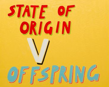 Jon Campbell - State of Origin V Offspring