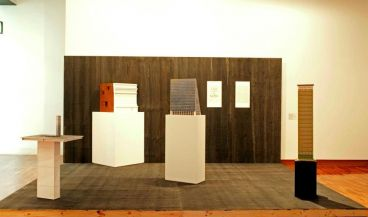 Andrew Hurle - Installation view