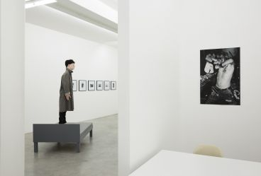 Good Manners - Installation view