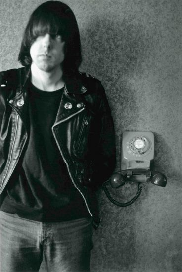 - Johnny Ramone upstaged by phone July 1980