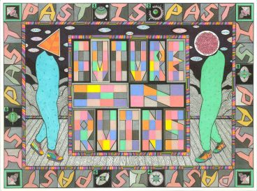 Jess Johnson - Past is past, future in ruins