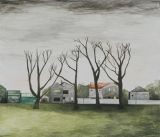 Noel McKenna - Diseased Trees, Lynne Park, Rose Bay