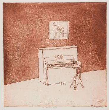 Noel McKenna - The piano of my brother
