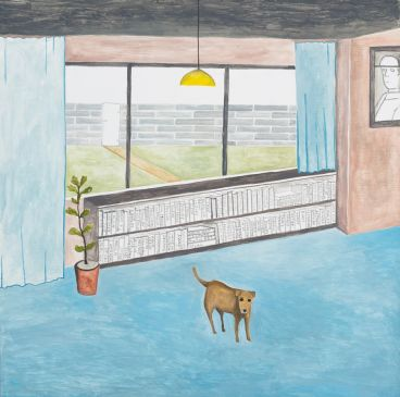 Noel McKenna - The Psychiatrist's Dog