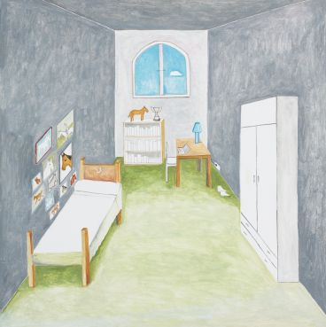 Noel McKenna - Young Girl's Room