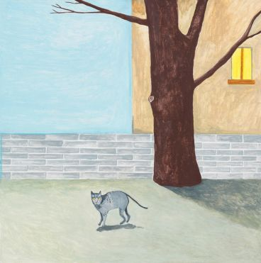 Noel McKenna - Pet Cat Frightened