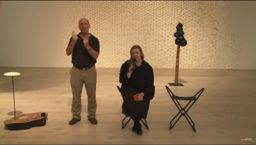 Louise Weaver - Artist Talk | Contemporary Australia: Women | GOMA