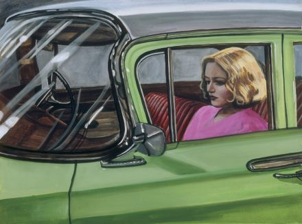 Anne Wallace in Cars = My Automolove, Caboolture Regional Art Gallery