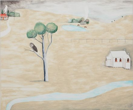 Noel McKenna in Sublime Point: The Landscape In Painting