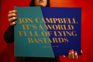 Jon Campbell - It's a world full of lying bastards