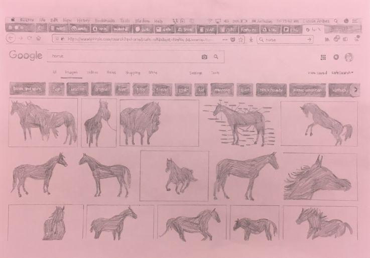 noel 2018 google The Horse, curated by Noel McKenna » Darren Knight Gallery noel 2018 google