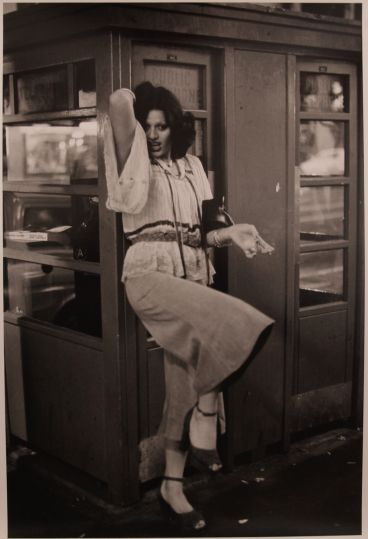 Murray Cammick - Kerry and telephone box