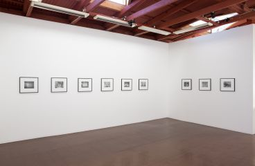 Laurence Aberhart - Installation view