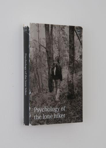 Chris Bond - Psychology of the Lone Hiker