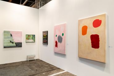 - Darren Knight Gallery - Booth G01 - Sydney Contemporary 2018