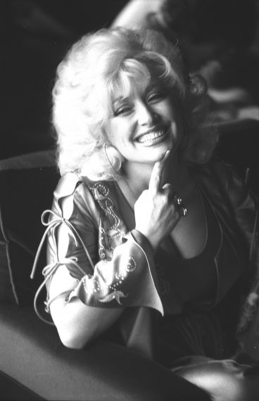 - Dolly Parton at Auckland press conference, July 1979