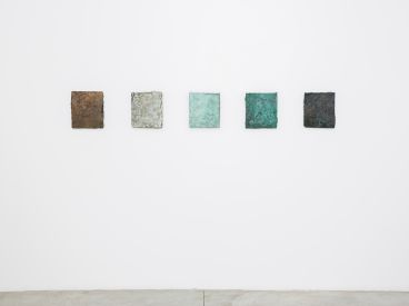 Matlok Griffiths - Installation view