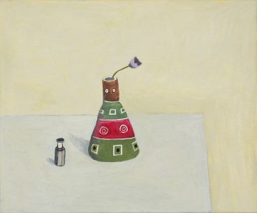 Noel McKenna - Small bottle, Vase C15