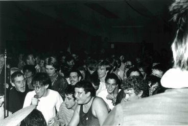 - The Screaming Meemees, North Shore Netball Hall audience, March 27, 1981